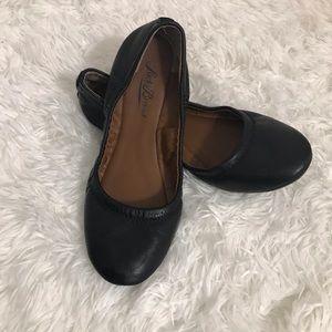 Lucky Brand | Black Ballet Flats Size 6